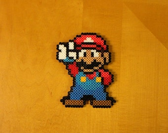 8 bit Super Mario Magnet