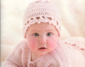 Cleckheaton Master Crochet - 6 lovely baby crochet designs. Easy patterns.