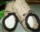 Made to order Warm cozy slippers