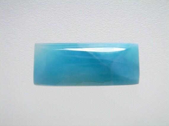 Rectangular CALIBRATED LARIMAR Gemstone Cabochon. HIGH Quality. very well polished