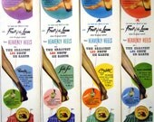 Retro Heavenly Heels Stockings by Fruit of the Loom Magazine Advertisment.