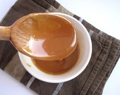 Caramel Sauce - Salted, Traditional, or with Texas Wine MADE to ORDER Father's Day finest ingredients used