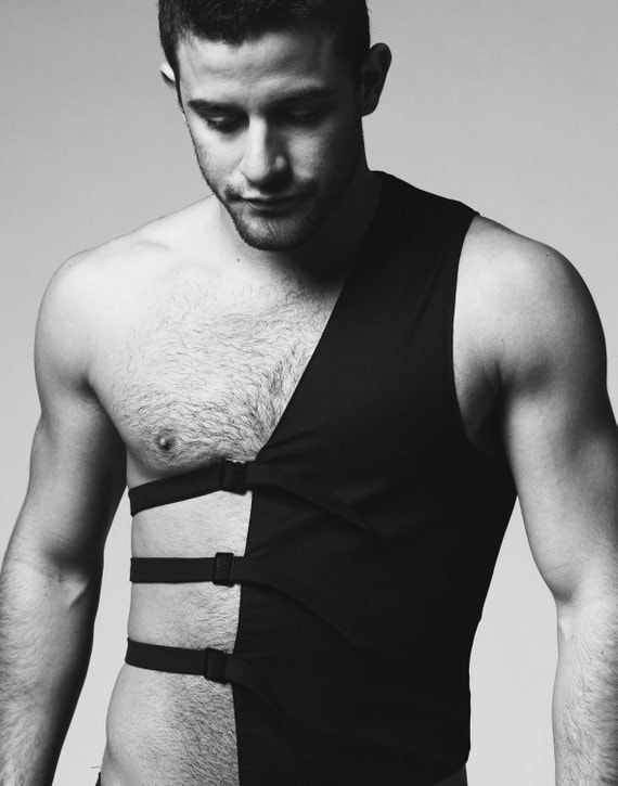 The one sided vest