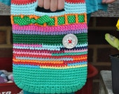 Small Crocheted Tote