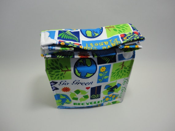 Go Green Lunch Sack