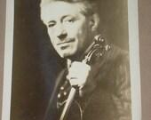 RESERVED: Fritz Kreisler Autograph