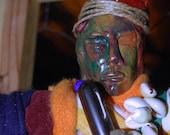 Madame Faaborg New Orleans Voodoo Doll Stamina Orange