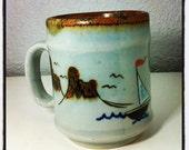 Vintage Sancarlos Coffee Mug