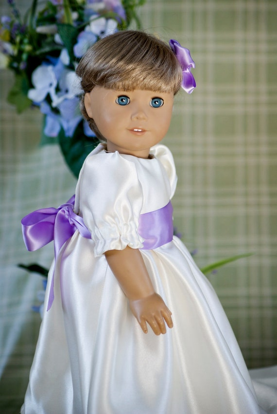 18 doll clothes american girl doll clothes fancy cream