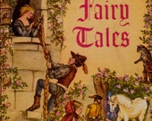 Tasha Tudor Book of Fairy Tales amazing illustrations for collection of 12 traditional fairy tales, gorgeous art and classic stories