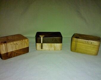 Valentine Puzzle Box