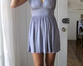 SALE///LAVENDER DRESS