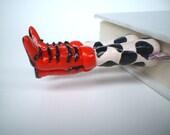 Cruella De Vil Bookmark  - 101 Dalmatians Inspired - Fun and Unique Art Bookmarks