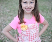 Childs Reversible Valentine's Day Apron