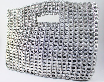 "Soda Pop Tab HANDBAG ""Charmosa"""