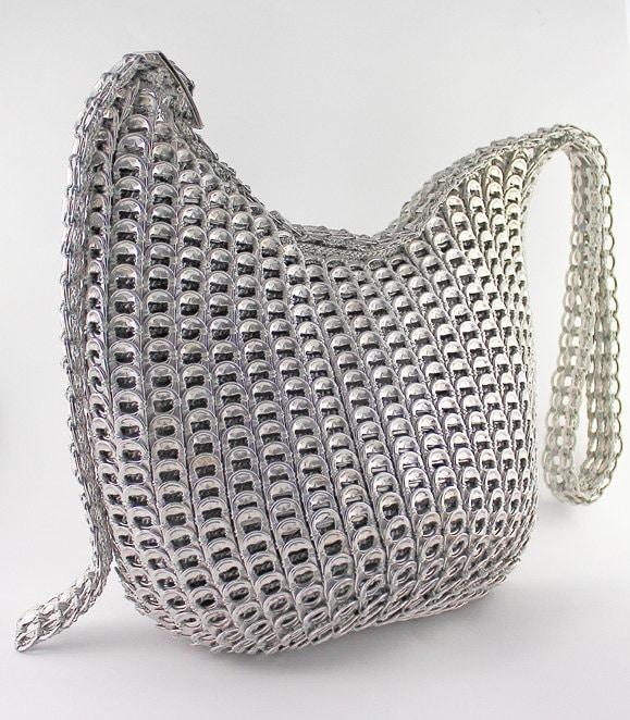 Image result for pop tab handbag