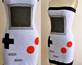 Gameboy Dress - all sizes
