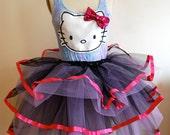 Prom Dress - Hello Kitty Tutu Dress