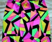 Geometric Confetti - women bandage skirt