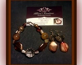 REDUCED Fashion Bracelet Set Gold Bold and Trendy