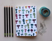 Wild Mushroom Notebook