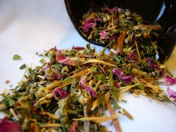 Date Night Tea - Herbal Aphrodisiac - 2 oz