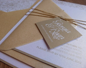 Wedding Invitation Suite - Grace Wedding Range