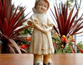 Japan Figurine - Porcelain Figurine - Dutch Girl - Vintage Figurine
