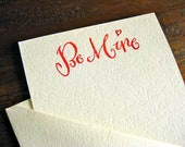 Be Mine Red Set of Six Cards