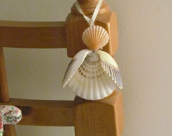 Guardian Angel Cape Cod Shell Angel