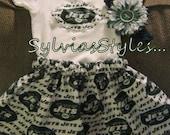 Ny Jets Dress set and you pick the size