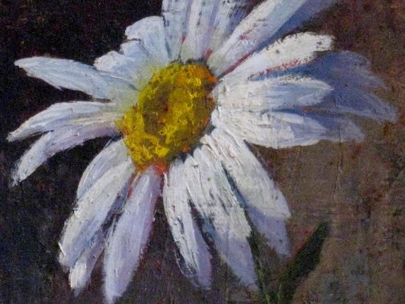Mid Century original Oil Painting Barbara T. Roy
