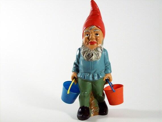 Gnome, Garden Gnome, Heissner Gnome