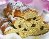 Christmas bread - Vanocka
