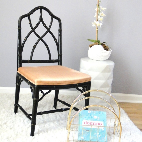 Chinoiserie Chippendale Chair Bamboo Chippendale Chair