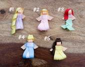 Fairy Tale Princesses Hair Clips