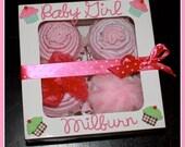 Baby Cupcake Gift Box