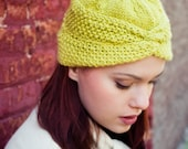 "Citron ""Joan"" Women's Turban"