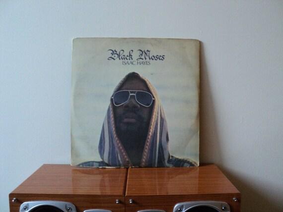 Isaac Hayes - Black Moses - LP - 1971