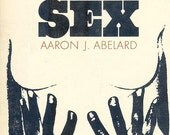BLACK SEX 1960 First Edition Adult Pulp Risque Erotic Sex X-Rated Vintage Paperback