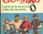 MONKEES GO MOD A Mad Magazine 1967 Paperback First Edition