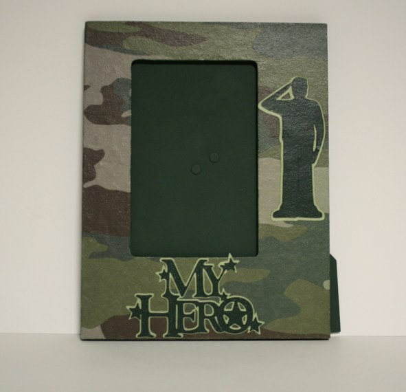 my hero 4 x 6 military table top picture frame. Black Bedroom Furniture Sets. Home Design Ideas