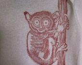 philippine tarsier onesie
