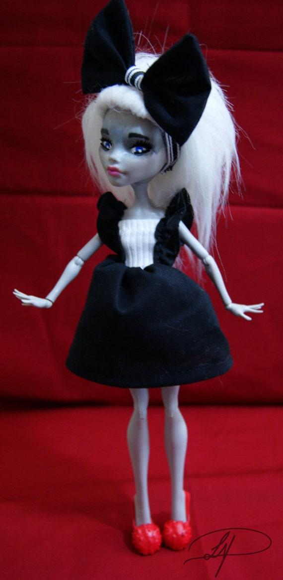 sale gothic lolita monster high dress