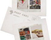 Father's Day Cards - Postcard Set of 4 - Photography Cards - Fine Art Postcards - Post Card Set - Boy Fishing - Camping - Shoes - Bow Tie