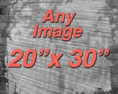 "Black & White Fine Art Photograph 20""x30"" your choice."