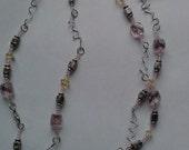 Cotton Candy- Jewelry Set