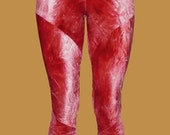 Crushed Velvet leggings. Contoured and handcrafted. Original Design, made to flatter and fit.