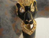 Lion Door Knocker Clamper Bracelet