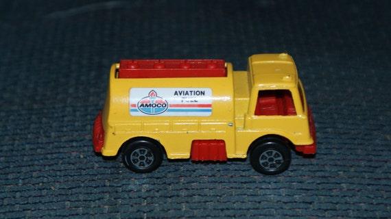 Tootsie Toy AMOCO fuel truck